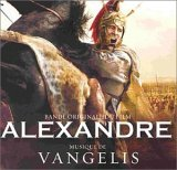 Vangelis - Alexander CD (album) cover