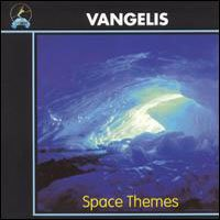 Vangelis - Space Themes CD (album) cover