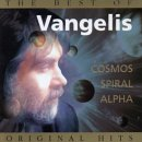 Vangelis - The Best Of Vangelis CD (album) cover
