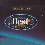 Vangelis - Best In Space CD (album) cover