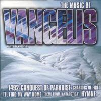 Vangelis - The Music Of Vangelis CD (album) cover