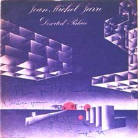 Jean-michel Jarre - Deserted Place CD (album) cover