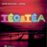 Jean-michel Jarre - Téo & Téa CD (album) cover