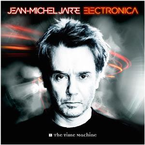 Jean-michel Jarre - Electronica 1: The Time Machine CD (album) cover