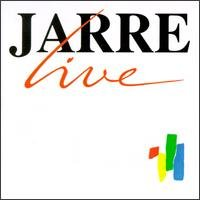 Jean-michel Jarre - Jarre Live CD (album) cover