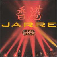 Jean-michel Jarre - Hong Kong CD (album) cover