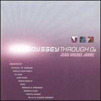 Jean-michel Jarre - Odyssey Through 02 CD (album) cover