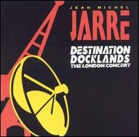 Jean-michel Jarre - Destination Docland CD (album) cover