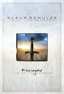 Klaus Schulze - Rheingold - Live At The Loreley DVD (album) cover