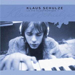 Klaus Schulze - La Vie Electronique 1 CD (album) cover
