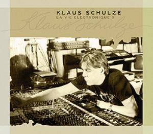 Klaus Schulze - La Vie Electronique 9 CD (album) cover