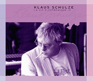 Klaus Schulze - La Vie Electronique 10 CD (album) cover