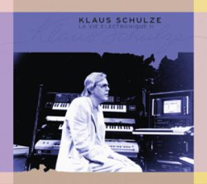 Klaus Schulze - La Vie Electronique 11 CD (album) cover