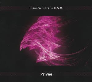 Klaus Schulze - Privöe (with U.s.o.) CD (album) cover