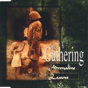 The Gathering - Adrenaline / Leaves CD (album) cover