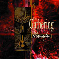 The Gathering - Mandylion CD (album) cover