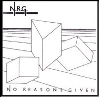 Kevin Gilbert - No Reasons Given CD (album) cover