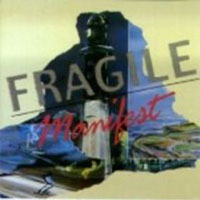 Fragile - Manifest CD (album) cover