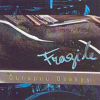 Fragile - öunapuu Osakas CD (album) cover