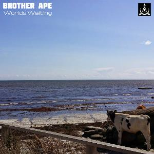 BROTHER APE - Worlds Waiting CD album cover
