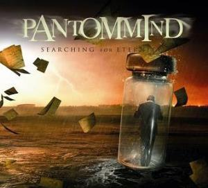 Pantommind - Searching For Eternity CD (album) cover