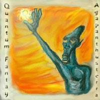 agapanthusterra by QUANTUM FANTAY