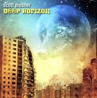 Scott Mosher - Deep Horizon CD (album) cover