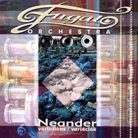 Fugato Orchestra - Neander Variations CD (album) cover