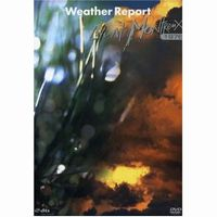 Weather Report - Live At Montreux 1976 DVD (album) cover