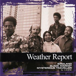 Weather Report - Collections CD (album) cover