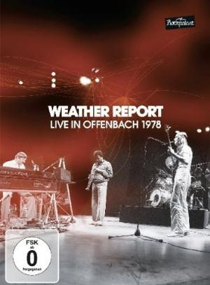 Weather Report - Live In Offenbach 1978 CD (album) cover