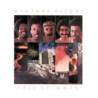 Weather Report - Tale Spinnin' CD (album) cover