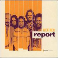 Weather Report - Jazz Collection CD (album) cover