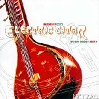 Alberto Marsicano - Electric Sitar CD (album) cover