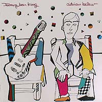 Adrian Belew - Twang Bar King CD (album) cover