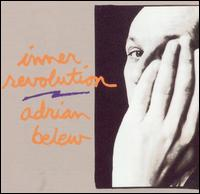 Adrian Belew - Inner Revolution CD (album) cover
