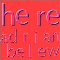 Adrian Belew - Here CD (album) cover