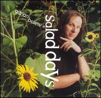 Adrian Belew - Salad Days CD (album) cover