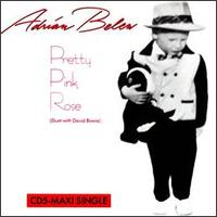 Adrian Belew - Pretty Pink Rose CD (album) cover
