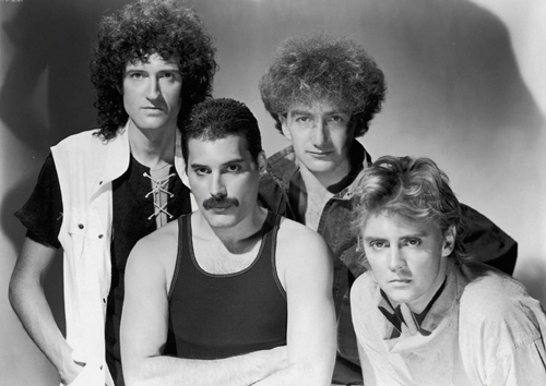 QUEEN image groupe band picture