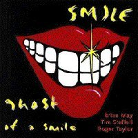 Queen - Ghost Of A Smile CD (album) cover