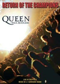 QUEEN - Return Of The Champions CD (album) cover