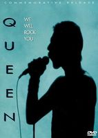 Queen We Will Rock You CD album cover