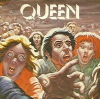 Queen - Spread Your Wings / Sheer Heart Attack CD (album) cover