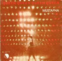 QUEEN - Mustapha / Dead On Time CD album cover