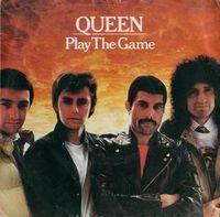 QUEEN - Play The Game / A Human Body CD album cover