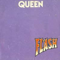 QUEEN - Flash / Football Fight CD album cover