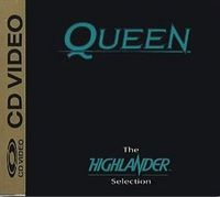 Queen - The Highlander Selection CD (album) cover