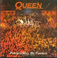 Queen - Friends Will Be Friends / Seven Seas Of Rhye CD (album) cover