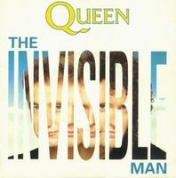 Queen - The Invisible Man / Hijack My Heart CD (album) cover